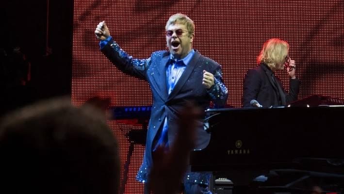 Elton John announces Perth dates for Goodbye Yellow Brick Road tour
