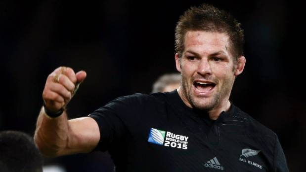 Richie McCaw, who led the All Blacks to unprecedented back-to-back Rugby World Cup wins, is likely to be the most ...