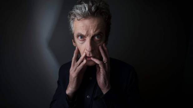 Peter Capaldi's Doctor Who is a mysterious, prickly character.