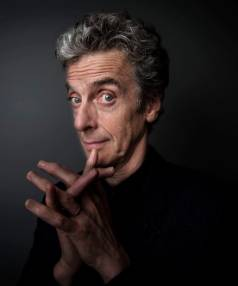 Doctor Who star Peter Capaldi told fans he's keen to shoot an episode in New Zealand?