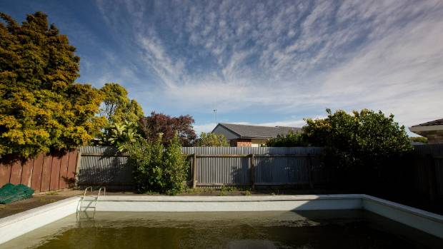 Neighbours trees breach swimming pool rules in palmerston north this swimming pool may not be able to be used this summer spiritdancerdesigns Image collections
