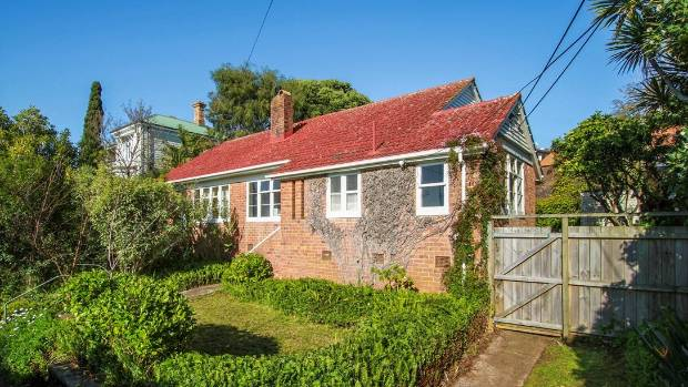 The Devonport ex-state house that reached $1.04 million at auction in September.