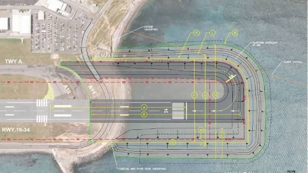 Wellington Airport Lines Up Chinese Construction Giant For