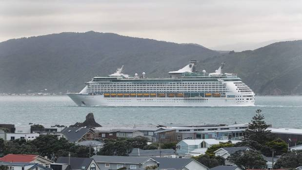 Royal Caribbean Cruise Passengers Prefer Wellington To