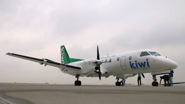 Kiwi Regional Airlines plans on having a second SAAB 340A by October 2016.