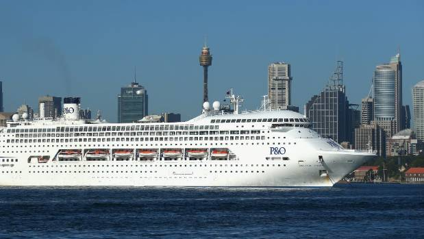 Australian Couple Find Vomit And Mould On Pacific Dawn Cruise Ship - Cruise ship dawn
