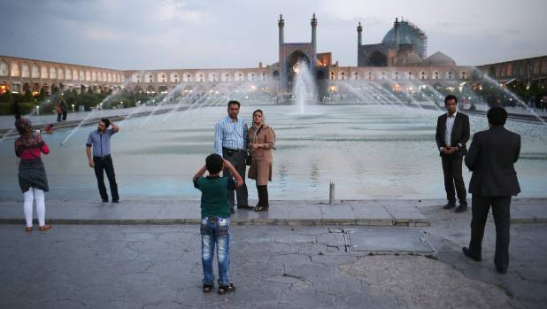 Isfahan, with it's immense mosques, picturesque bridges and ancient bazaar, is a virtual living museum of Iranian ...