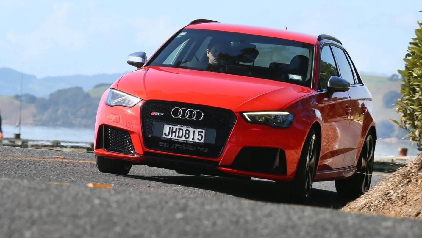 Audi RS3 Sportback has the sexiest sound   Stuff.co.nz