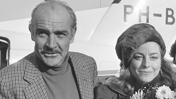 Sean Connery's wife to stand trial over fraud allegations ...