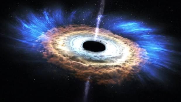 Kiwi black hole expert Roy Kerr wins prestigious Crafoord ...