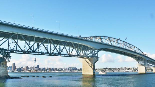 House prices fell in parts of Auckland for the first time in over a year.