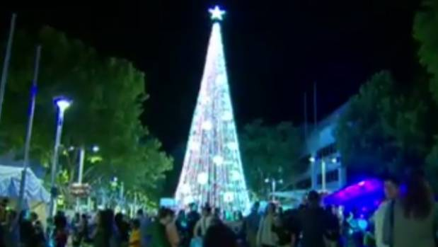christmas in the city canberra university