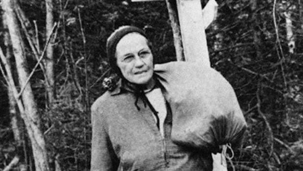 Emma Rowena Gatewood was the first woman to hike to Appalachian Trail solo. The grandmother to 14 successfully walked ...