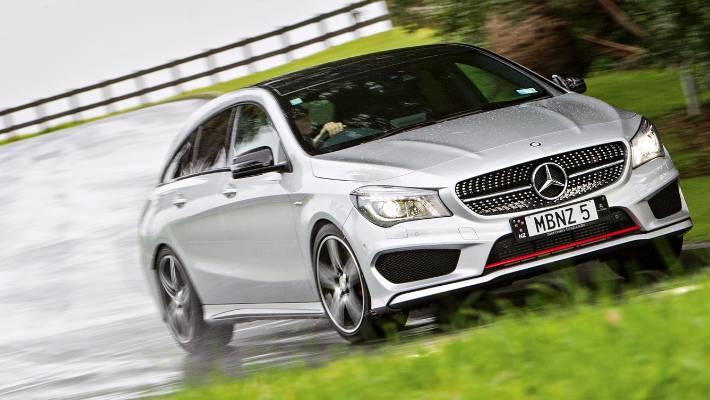 2015 Mercedes-Benz CLA 250 Sport Shooting Brake review