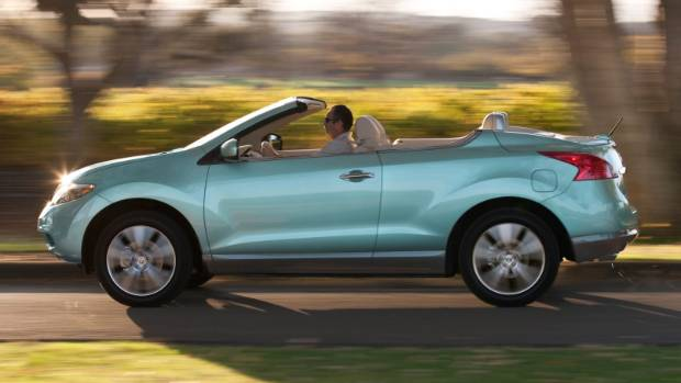 Five Suvs That Are Also Convertibles Stuff Co Nz