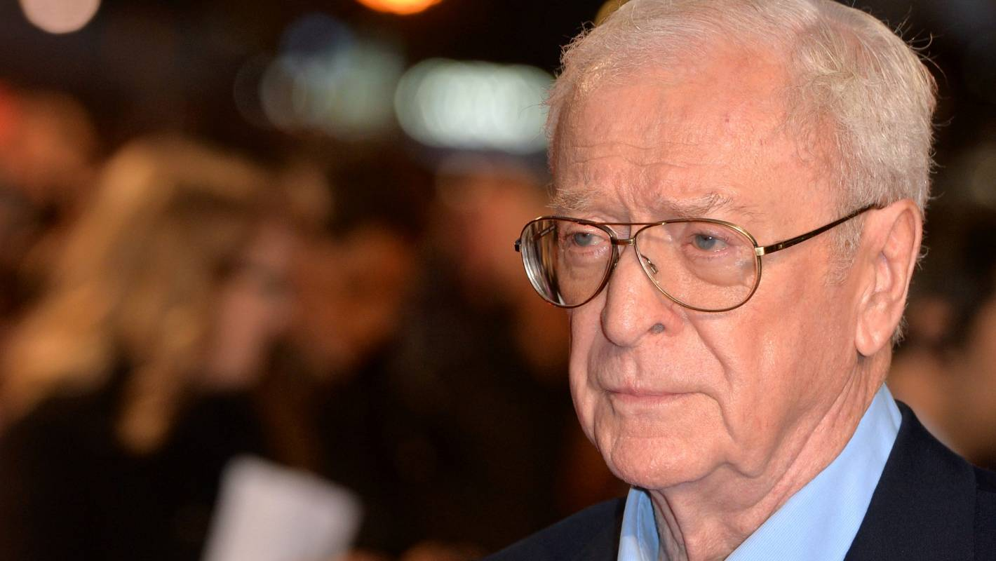 Michael Caine changes name by deed poll because of airport security hassles
