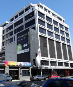 Chris Parkin bought Wellington Master Builders building, in Wakefield St, for $14.25m.
