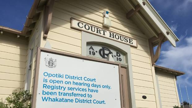 Five young men have been spared a conviction after pleading guilty to underage sex charges in the Opotiki District Court.
