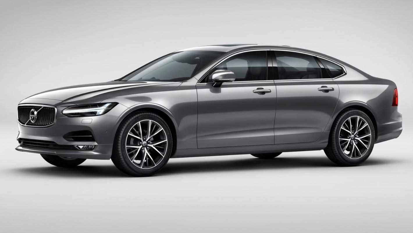 Volvo S90 Sedan Revealed Stuff Co Nz
