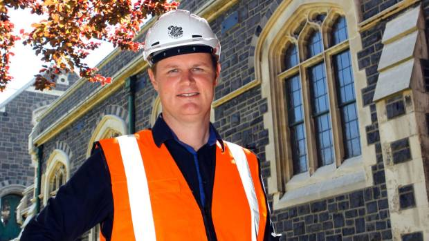 Andre Lovatt has been appointed chairman of Regenerate Christchurch.