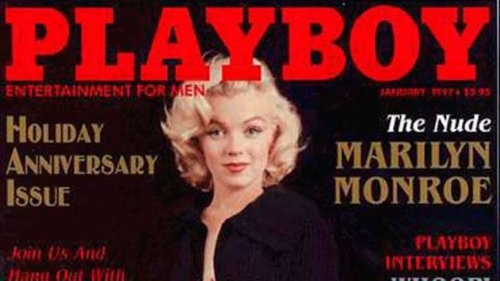 Pamela Anderson Sidste Playboy Spredning