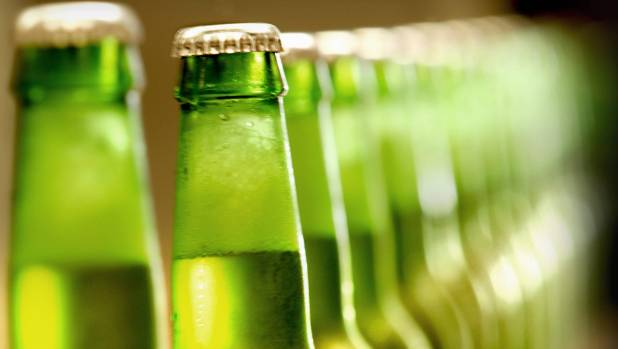 Under-age drinkers are turning to social media to skirt the law.
