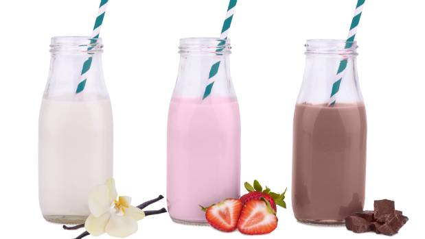 Sipreme, New Zealand's answer to Soylent, comes in vanilla, strawberry and chocolate flavours.