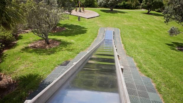 Quarry Shade Garden At Bon Air Park: My Favourite Auckland: Parks And Gardens