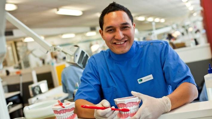 Dentistry in Southland the dream for University of Otago