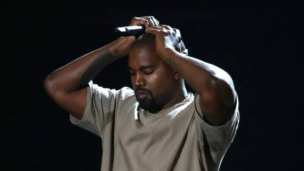 Kanye West has taken to twitter to reveal financial struggles.