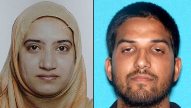 Tashfeen Malik and Syed Rizwan Farook were inspired by Islamist militants, authorities said.