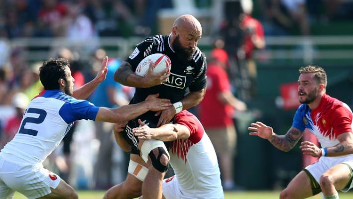 DJ Forbes pleased with New Zealand's Dubai Sevens effort given