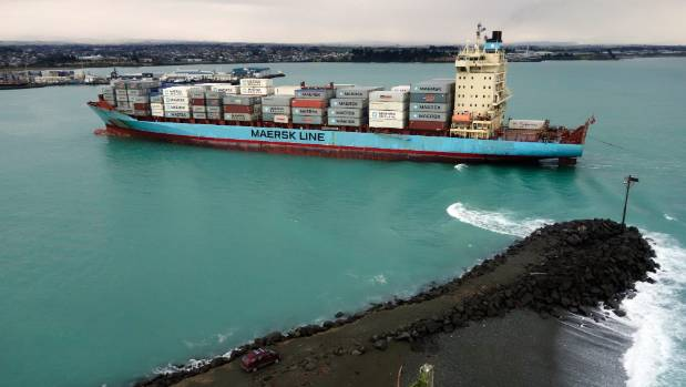 Mearsk's Asia Pacific chief executive Robbert van Trooijen says its ships continue to sail after this week's cyber attack.