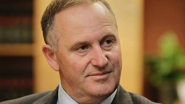 Prime Minister John Key says Treasury officials were pushing for a less ambitious emissions target than the one New ...