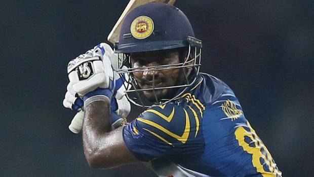 Sri Lanka's Kusal Perera tested positive to a banned substance.