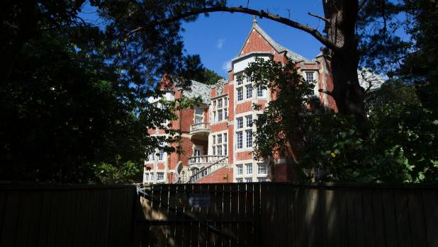 The former Apostolic Nunciature in Queens Dr, Lyall Bay is rumoured to have been bought by Sir Peter Jackson.