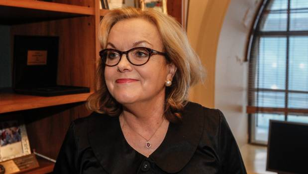 Police Minister Judith Collins is maligned on the basis of her gender more than her politics, Rachel Stewart says.