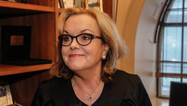 Corrections Minister Judith Collins says her letter to MPs is about making it clear Corrections works in a very secure ...