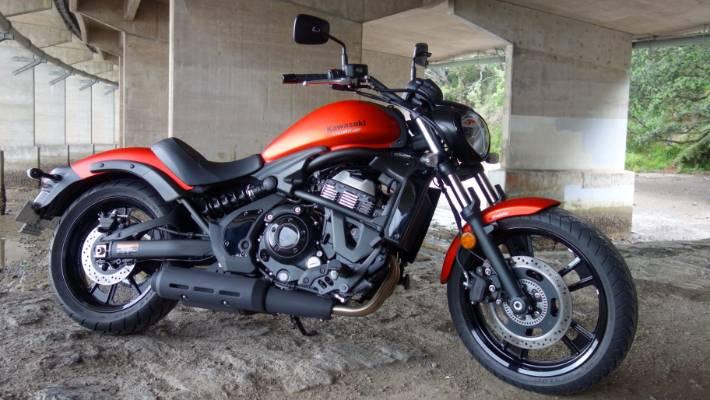 Kawasaki's Vulcan S a Harley-Davidson killer   Stuff co nz