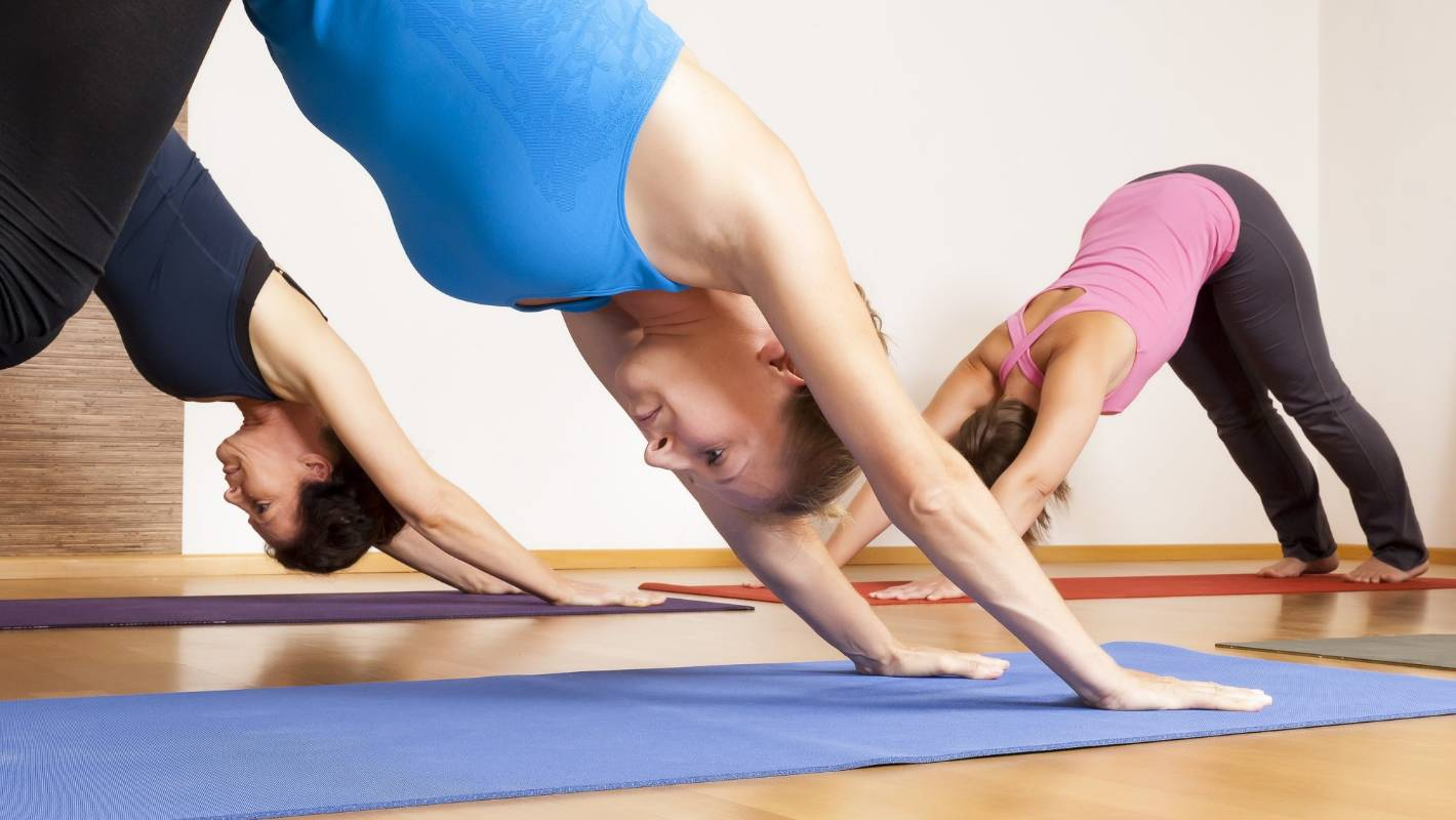 Six yoga poses to tone your butt and thighs   Stuff.co.nz