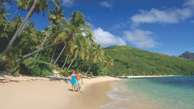 Need a break from the kids? Head to Fiji where the kids' clubs are the best.