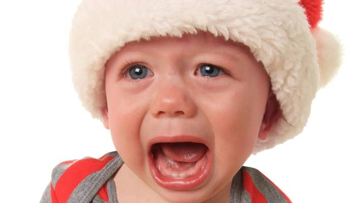 why children are scared of santa and how to reduce their anxiety