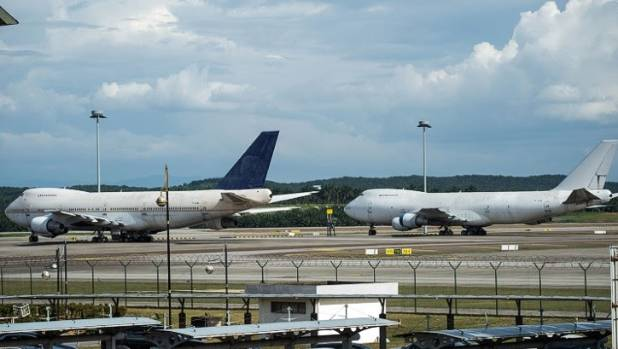 Could the owner of these Boeing 747 jets please contact lost and found immediately?