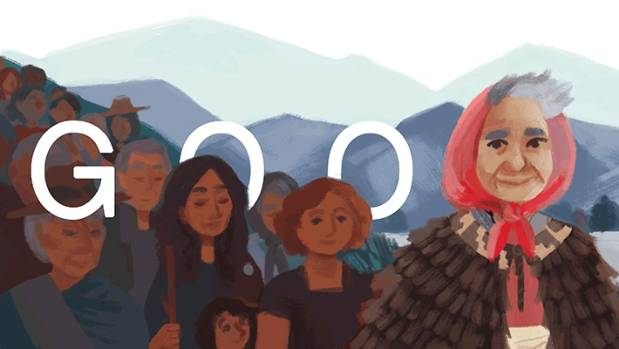 Maori artist says Google should have contacted Dame Whina Cooper's family and engaged a Maori artist to work on a Doodle ...