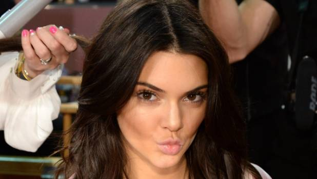 Kendall Jenner who's friends with Styles' ex Taylor Swift has rubbished the rumours and insists they are just friends.