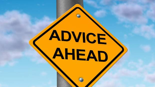 Many people, mincluding KiwiSaver investors, are getting no advice at all.