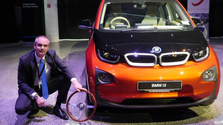 Bmw S Electric I3 Is New Zealand Car Of The Year Stuff Co Nz