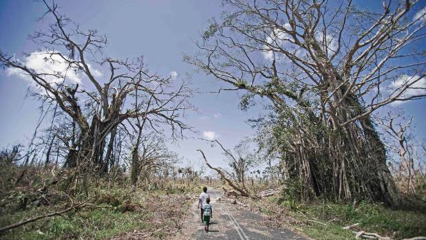 Vanuatu is still reeling from a devastating hurricane in 2015. And the problem of access to safe drinking water persists.