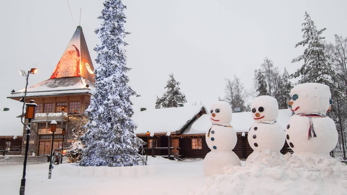 Top five spots for a magical family Christmas | Stuff.co.nz