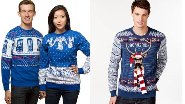 Kohl Ugly Christmas Sweaters.The Best Ugly Christmas Sweaters On The Internet Stuff Co Nz